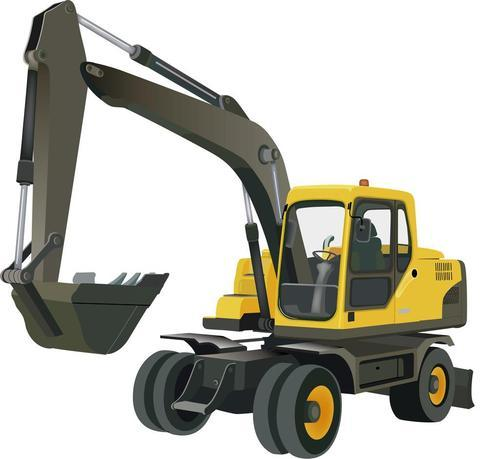 Product picture HYUNDAI R210W-9A WHEELED EXCAVATOR SERVICE REPAIR MANUAL